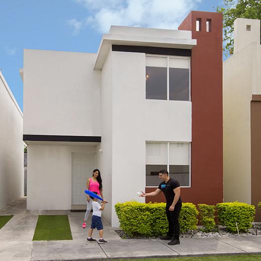 Foto de casa en venta modelo Provenza, Residencial Capellanía, Apodaca, Nuevo León.