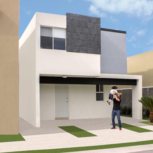 Foto de casa en venta modelo Soria, Residencial Capellanía, Apodaca, Nuevo León.